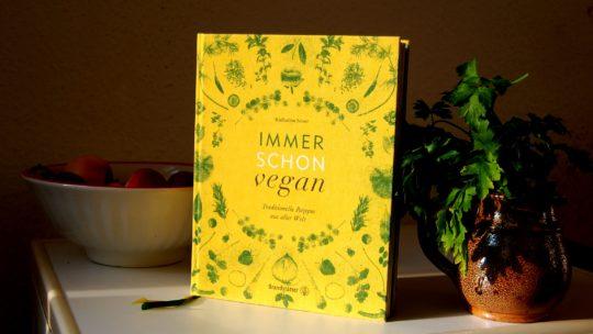 Kochbuch-Rezension: Immer schon vegan
