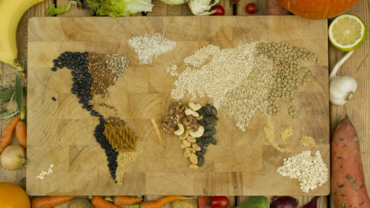 Warum Nachhaltigkeit beim Essen anfängt